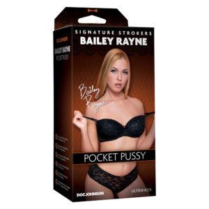Signature Strokers Bailey Rayne Pocket Pussy