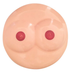 Boobie Frisbee Flyer