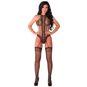 Corsetti Manoella Body and Stockings UK Size 8 to 12
