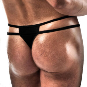Passion Black Thong