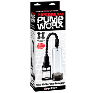 Pipedream Pump Worx Max Width Penis Enlarger