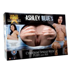 Ashley Blue Cyberskin Pussy And Ass Masturbator